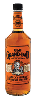 Old Grand-Dad Bourbon 80 Proof 1.75l